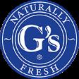 G's - Naturally Fresh
